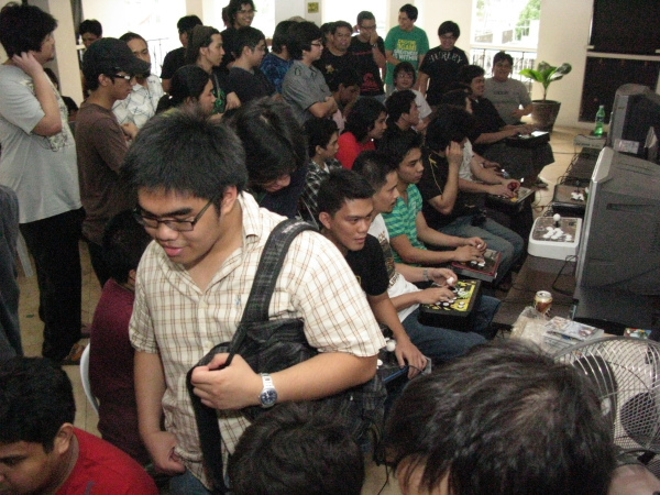 Pinoy 2D Fighters Launch/Casuals