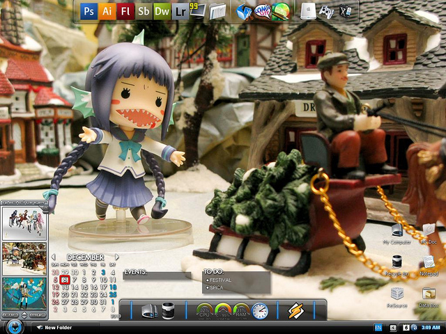 Desktop Printscreens