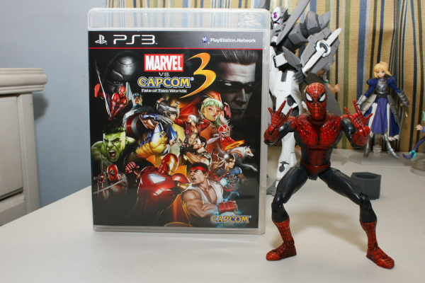 Marvel vs Capcom 3 Acquired!