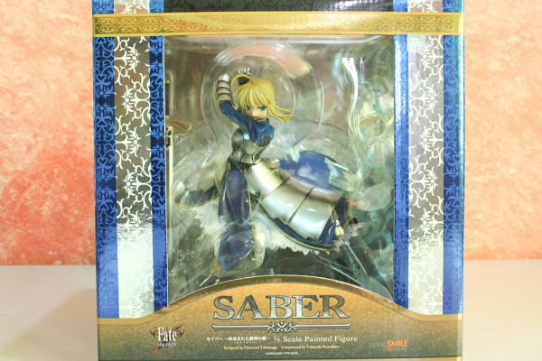 Figures for Sale – Lots of Type Moon Stuff too