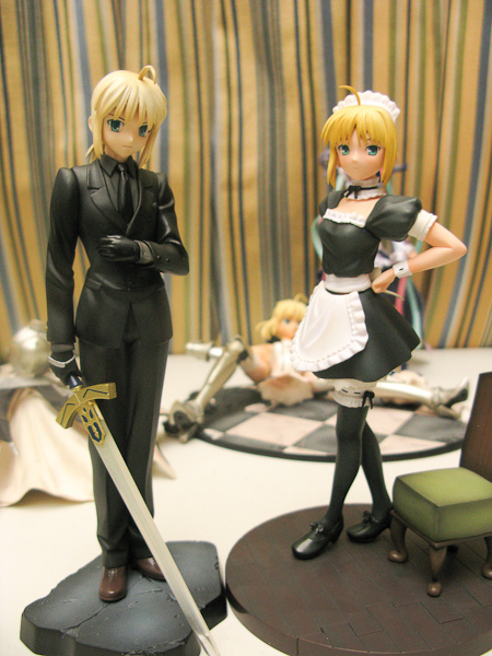 Servant Saber Figure Reviews