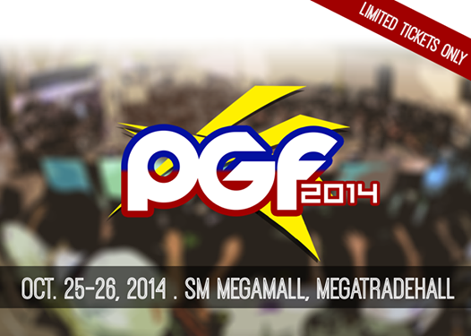 Pinoy Gaming Festival 2014 -Console Gaming Preview-